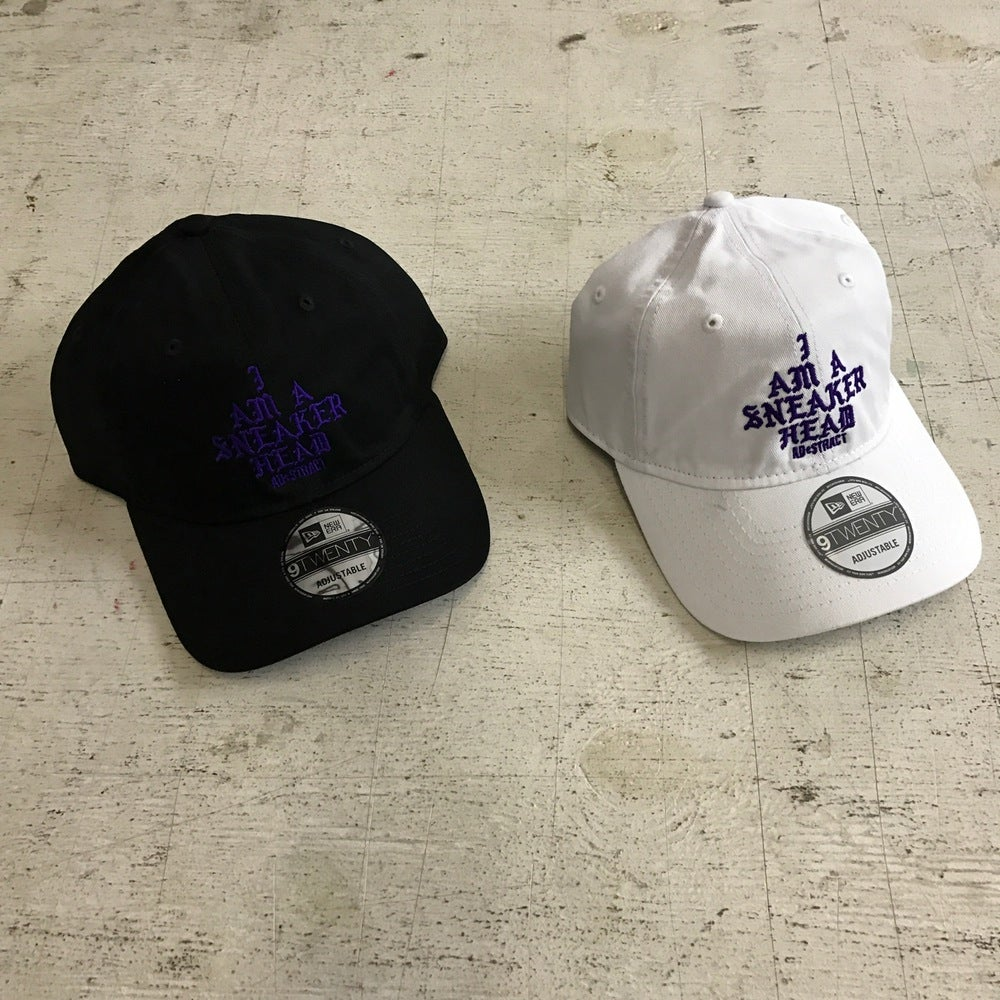 Image of I AM A SNEAKERHEAD DAD HAT