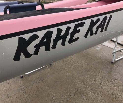 Image of Kahe Kai Sticker