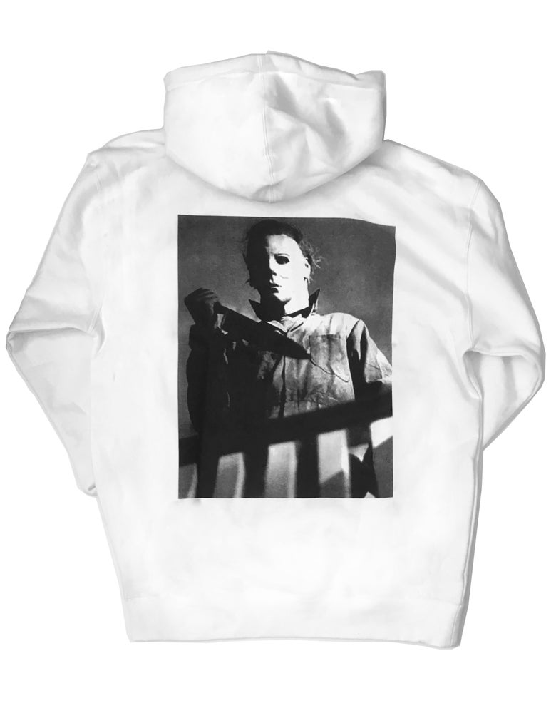 Image of Nightmares Hoody White PREORDER