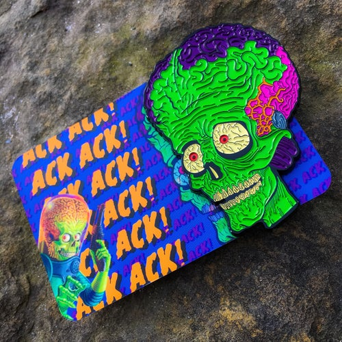 Image of Ack Ack - Green Variant (LE25)