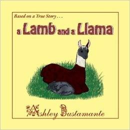 Image of A Lamb and a Llama-- Paperback