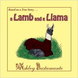 Image of A Lamb and a Llama-- Paperback