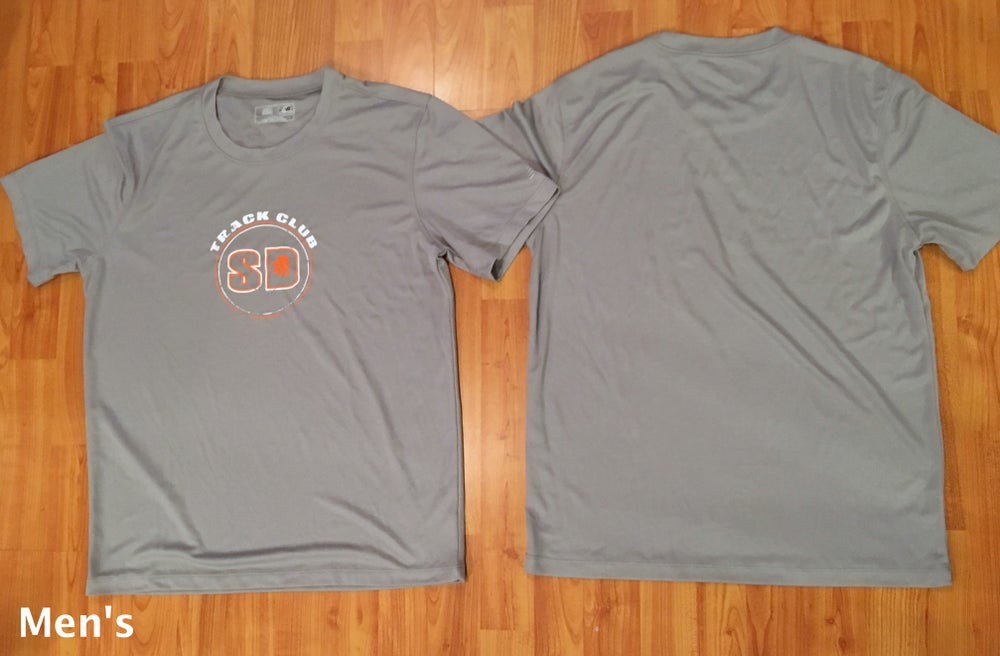 Image of Grey Tech Tshirt