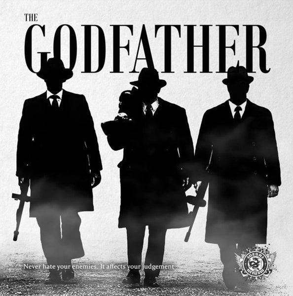 """Image of Iceski&Merlin - The Godfather / The Scientist 7"""""""
