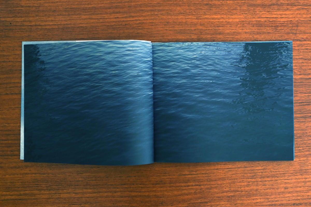 Image of HALF / LIGHT artist book