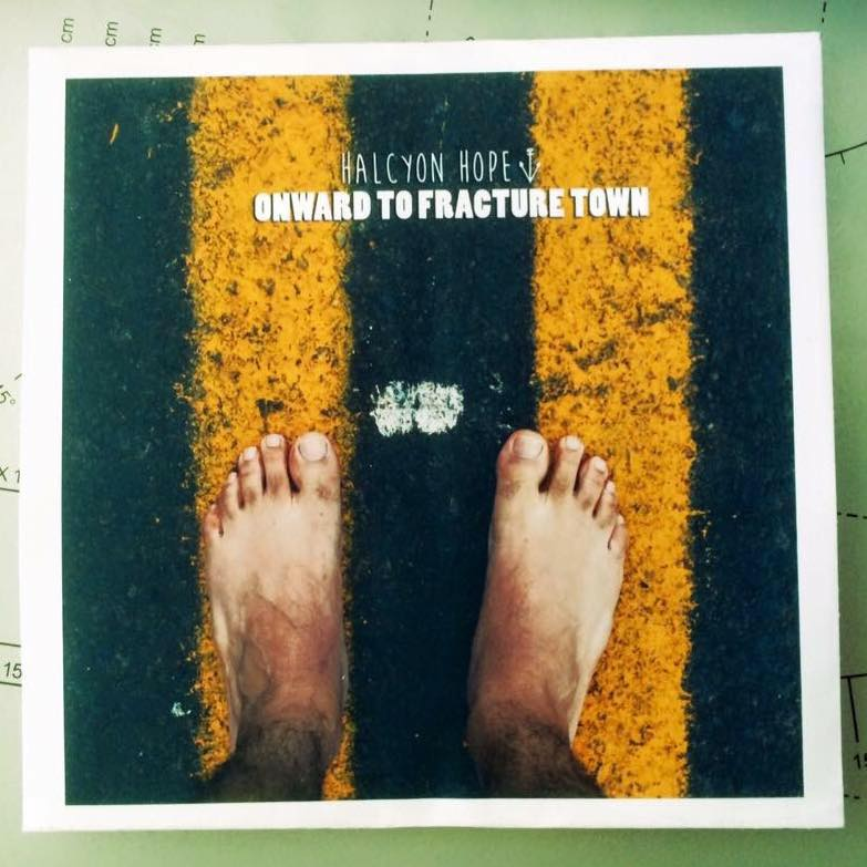 Image of Onward to Fracture Town CD - Deluxe Edition
