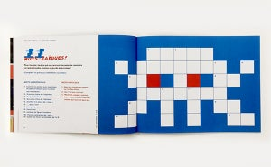 Image of Invader - Hello, my game is... Joue avec Invader