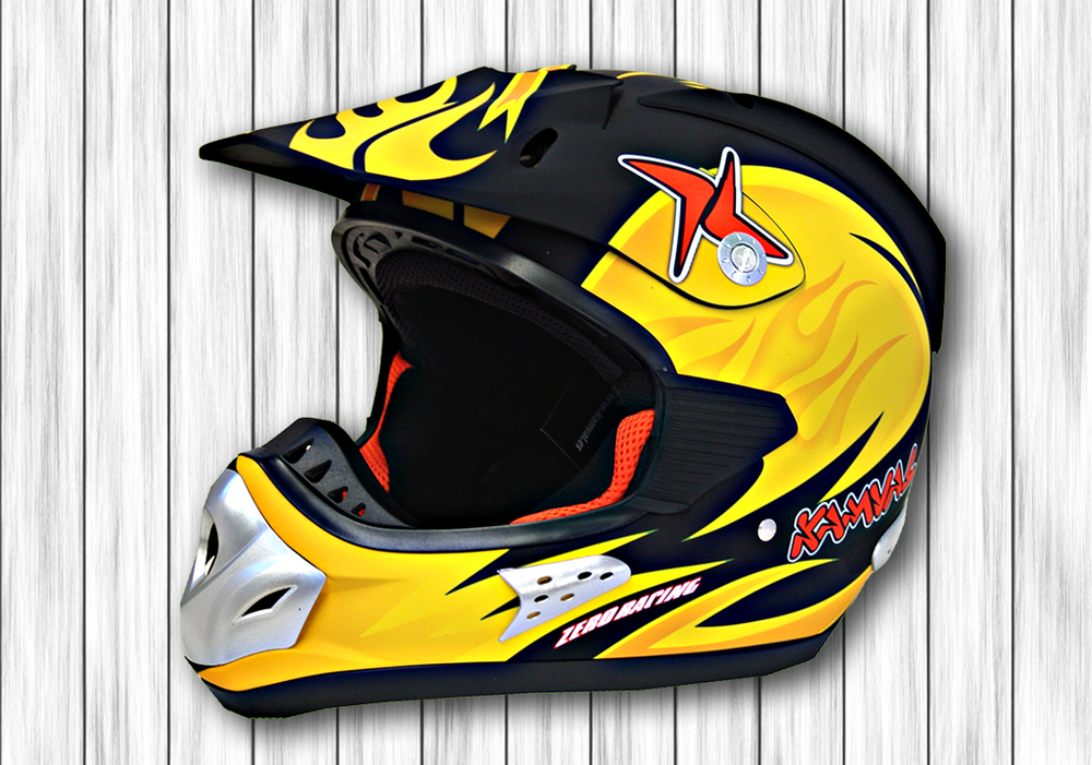 Image of Casque CROSS K8