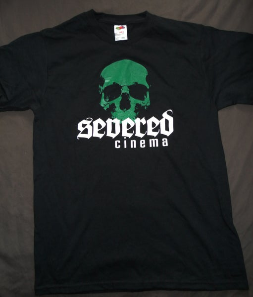 Image of Severed Cinema Logo Tee [Black]