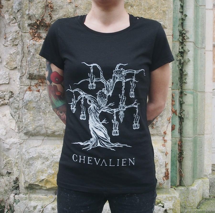Image of CHEVALIEN - ALLRATS LOGO - GIRL CUT