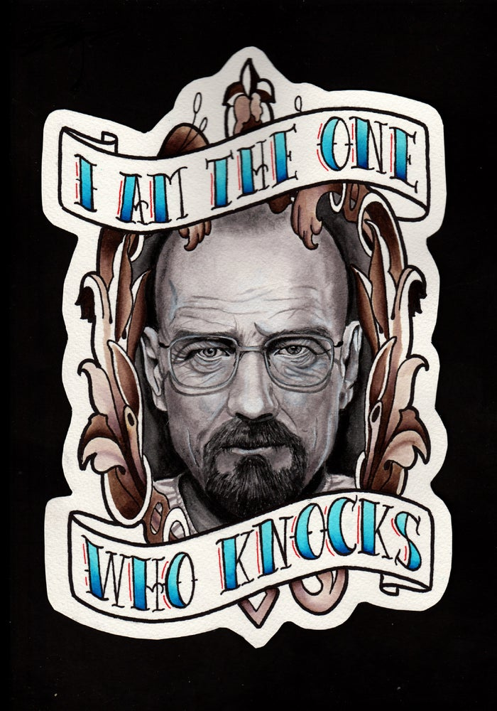 Image of Walter White