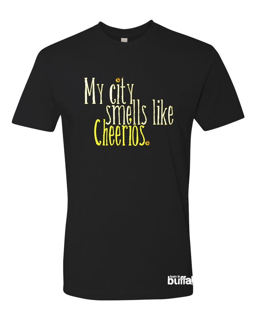 Image of My City Smells Like Cheerios