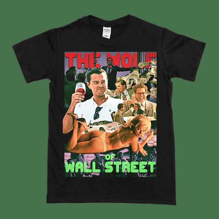 Image of Wolf Of Wall Street Tee
