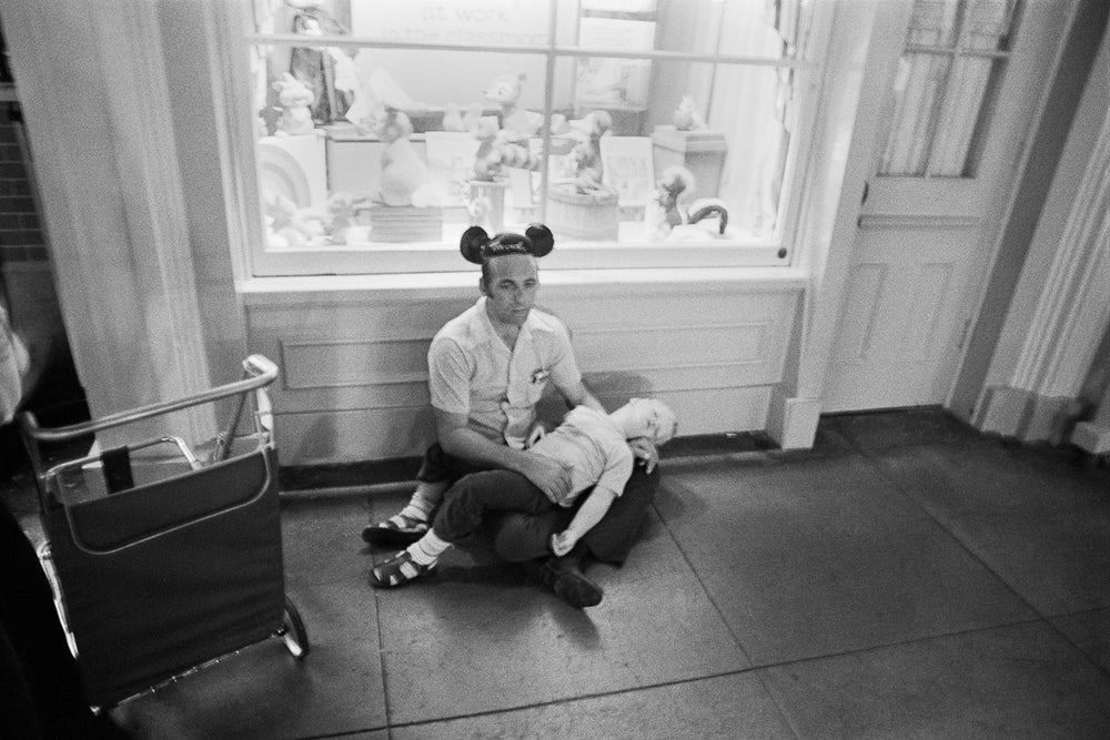 Image of Disneyland, California  1976