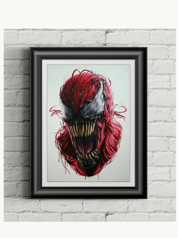 Image of Limited edition carnage print