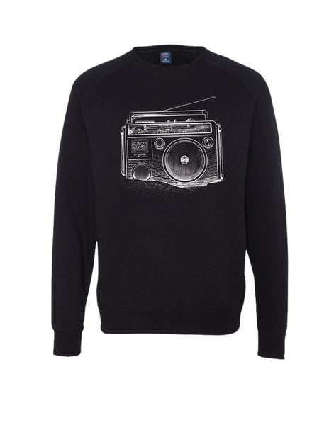 Image of RadioSurfer Midnight Crewneck