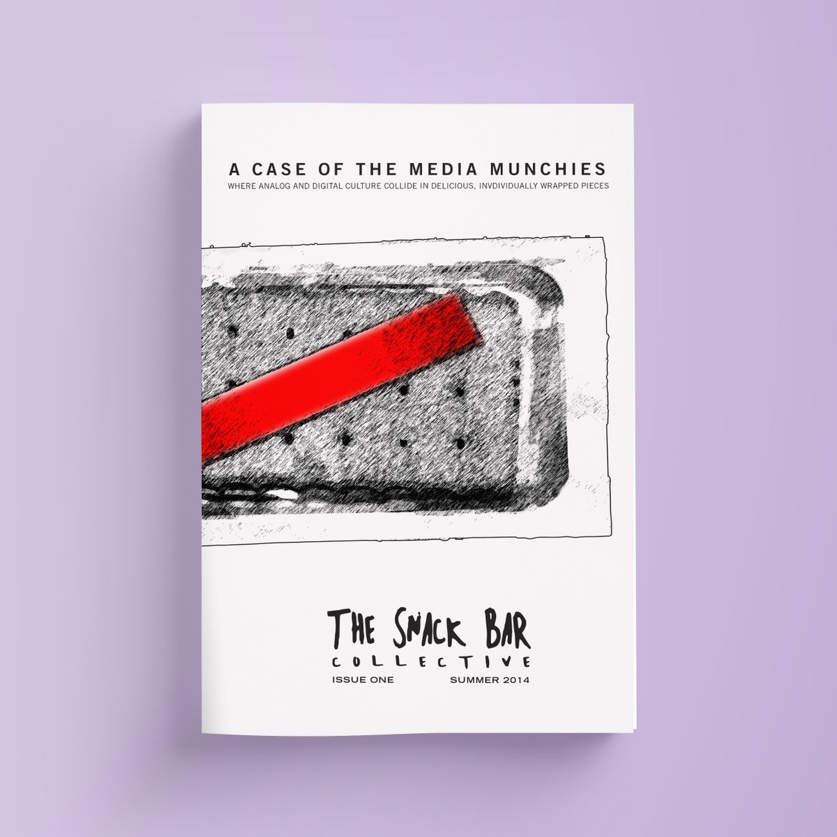 Image of Issue 1 - Media Munchies *special reissue*