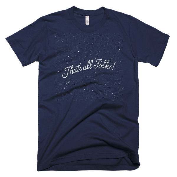 Image of That's all Folks! shirt