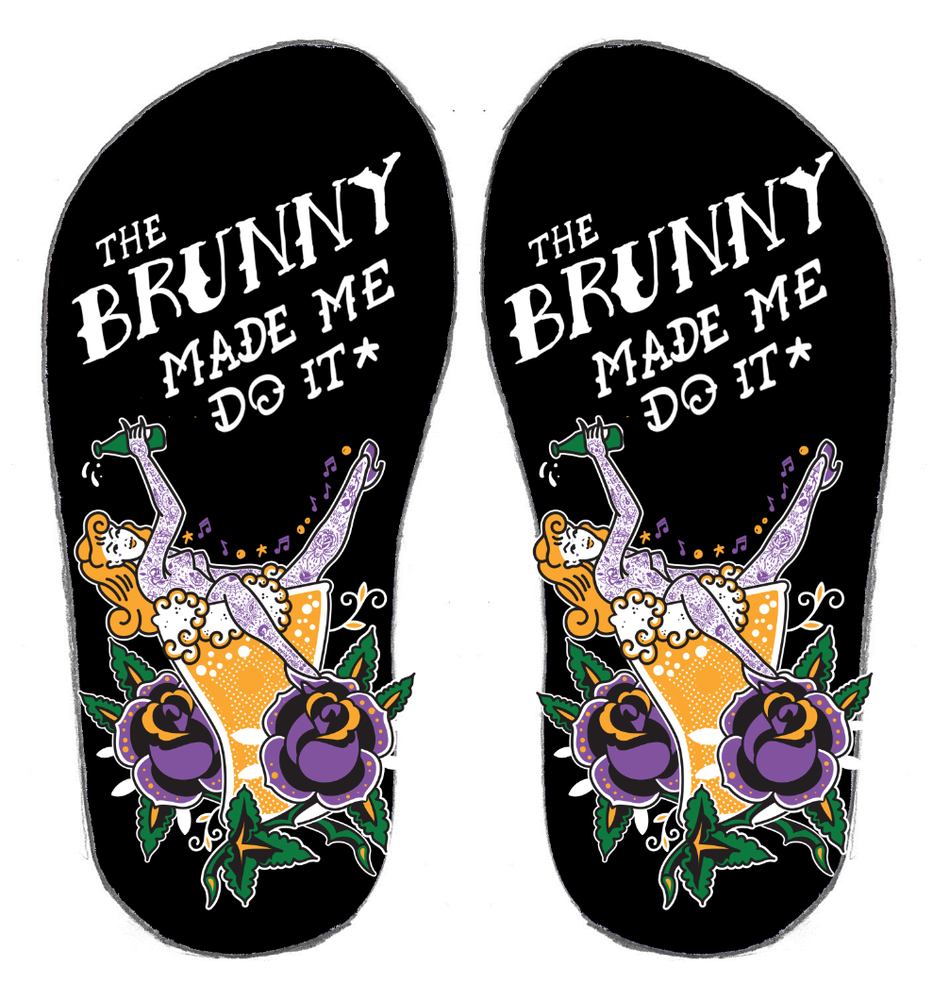 Image of Brunny Thongs