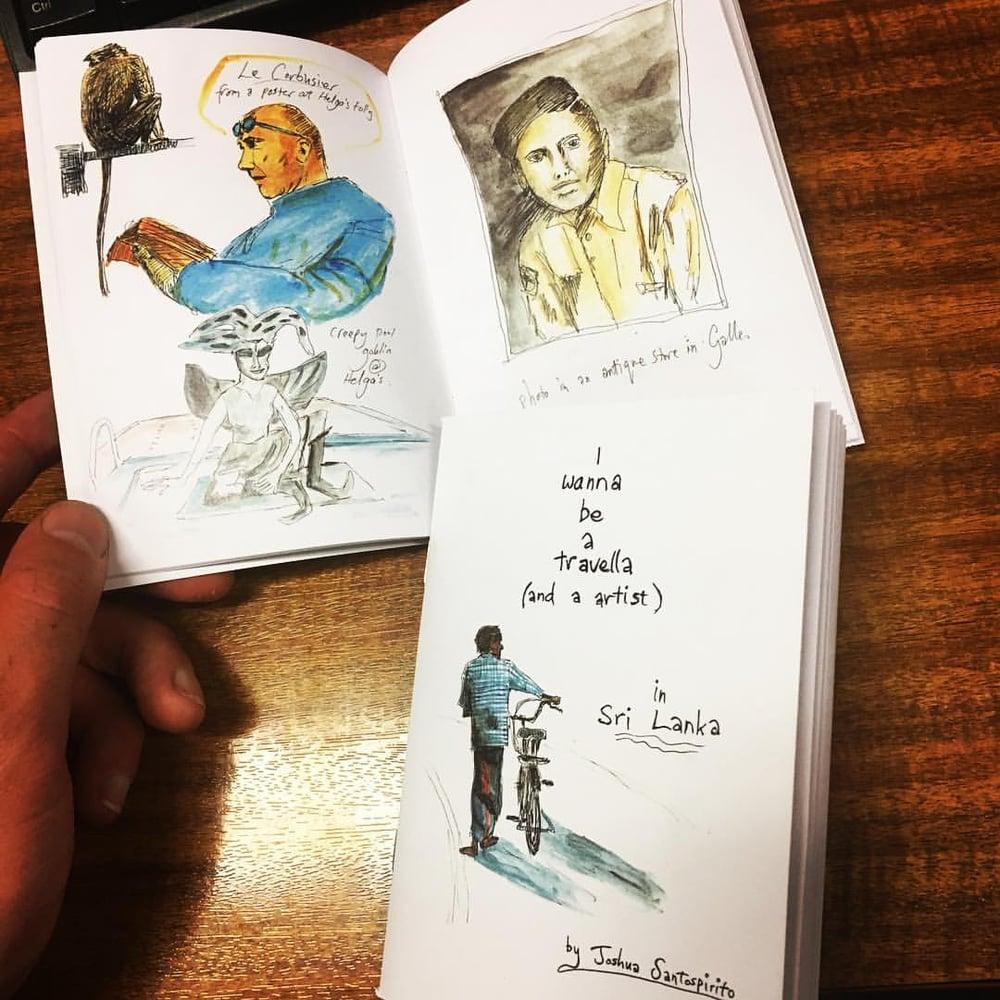 Image of SRI LANKA 2017 - I Wanna Be A Travella