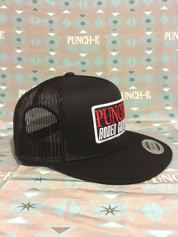 Image of Punch-E Patch (Black)