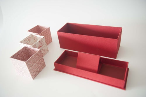 Image of CUBO Set de Escritorio