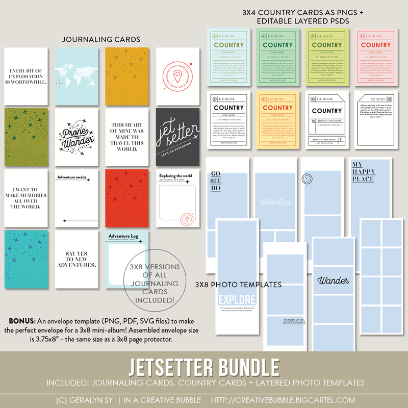 Image of Jetsetter Bundle (Digital)