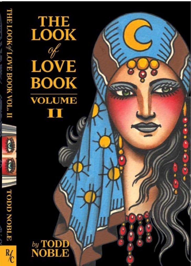 "Image of THE LOOK OF LOVE VOLUME 2 ""BOOK ONLY"""