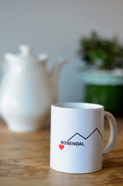 Image of Cup - I love Rosendal