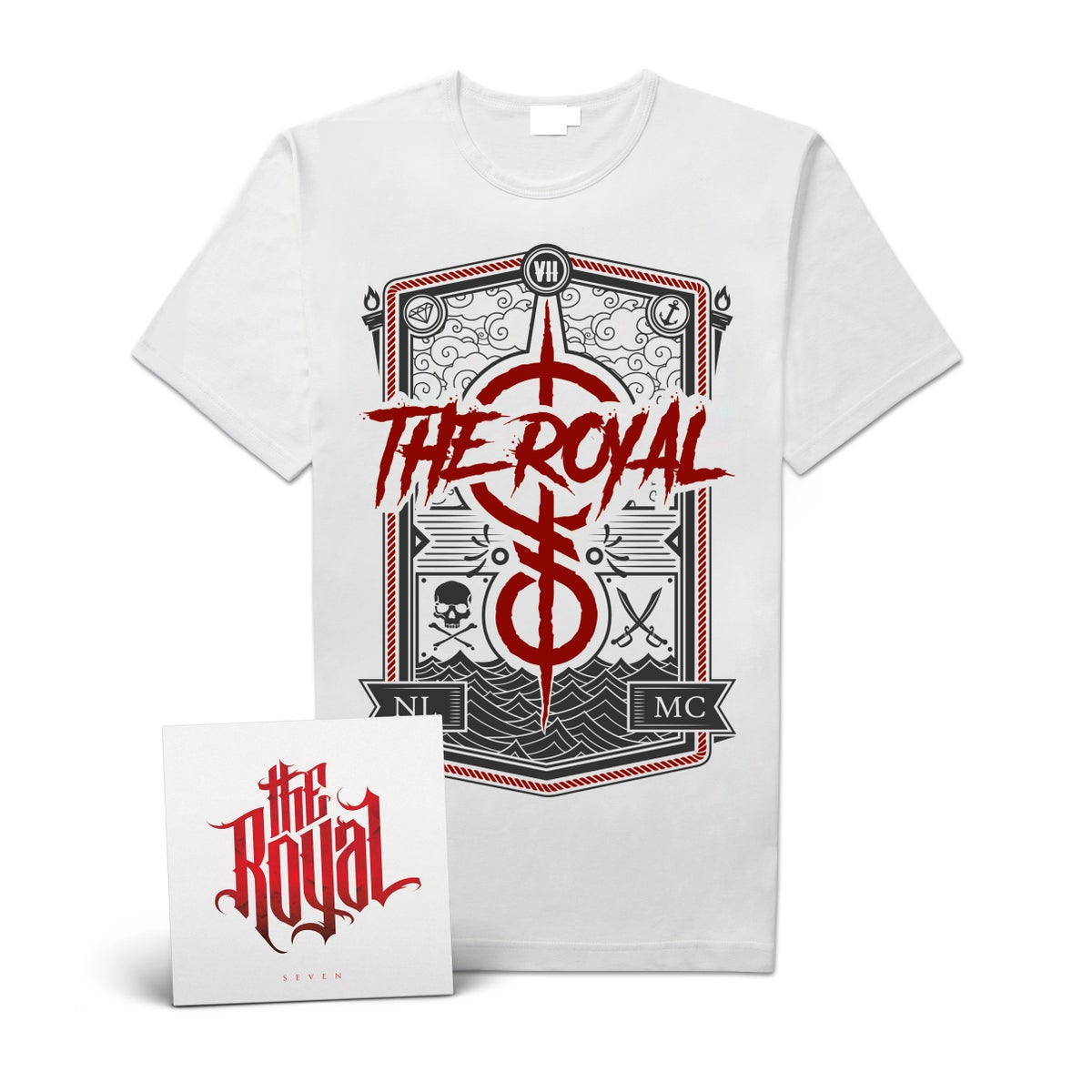 "Image of The Royal ""Seven"" CD-Bundle #2"