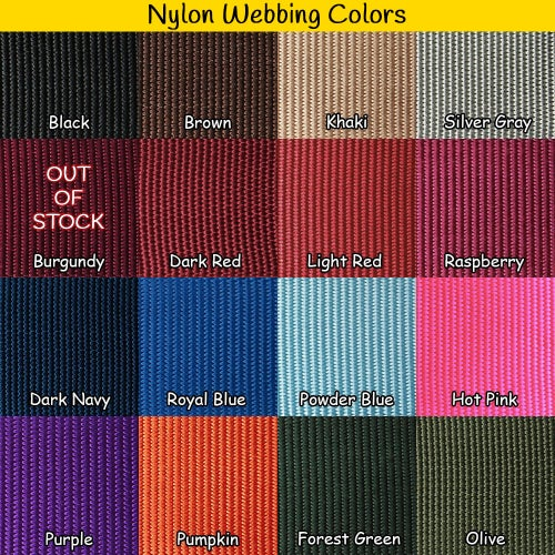 Image of Leather Samples for Mautto Straps - Choose Colors or Packs - Suede & Webbing Samples Also Available
