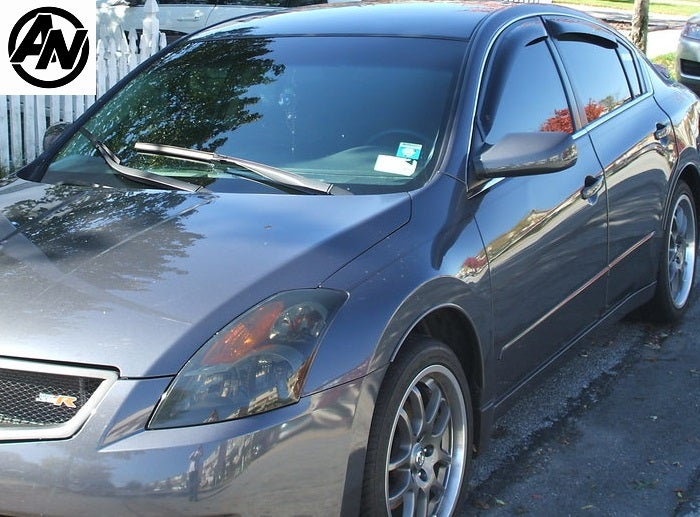 Image of (L32A) 07-12 Altima Smoked Window Wind/Rain Deflector