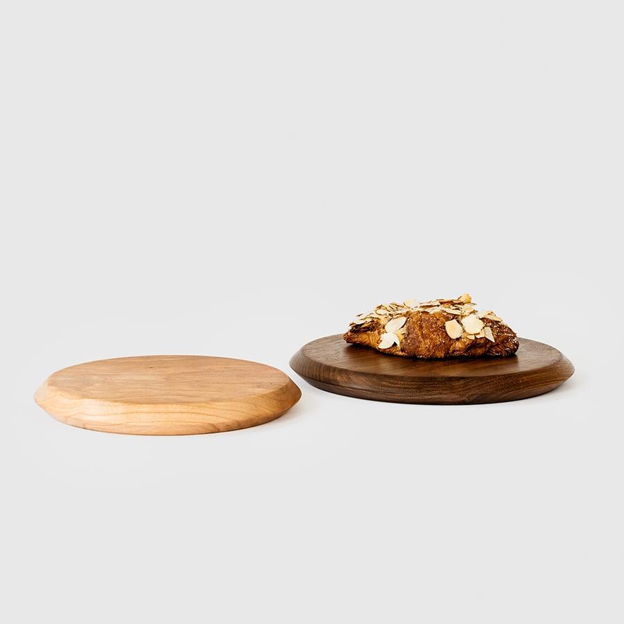 Image of Hardwood Plate