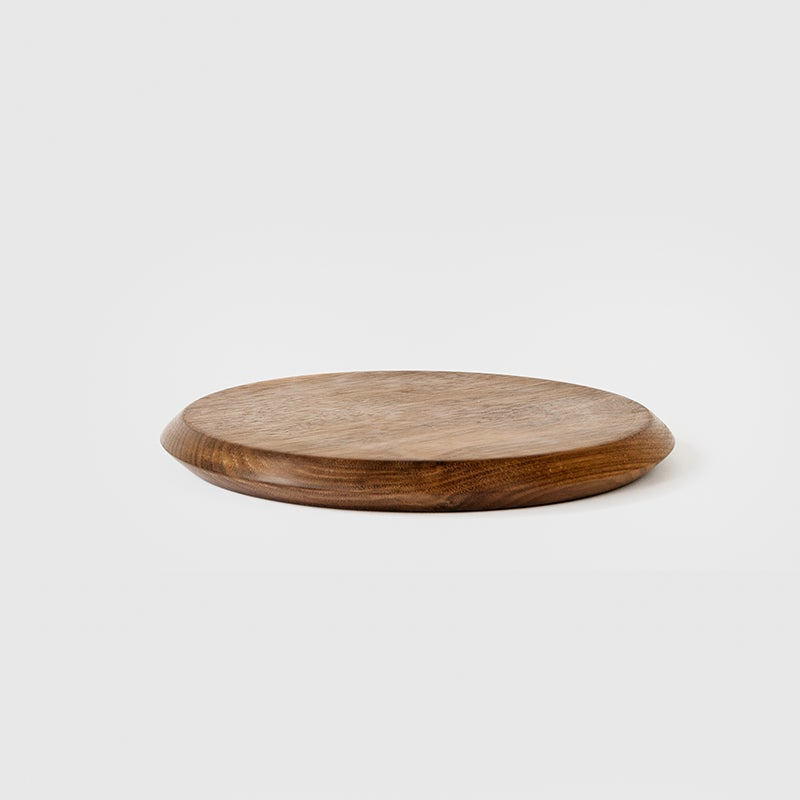 Image of Hardwood Plate