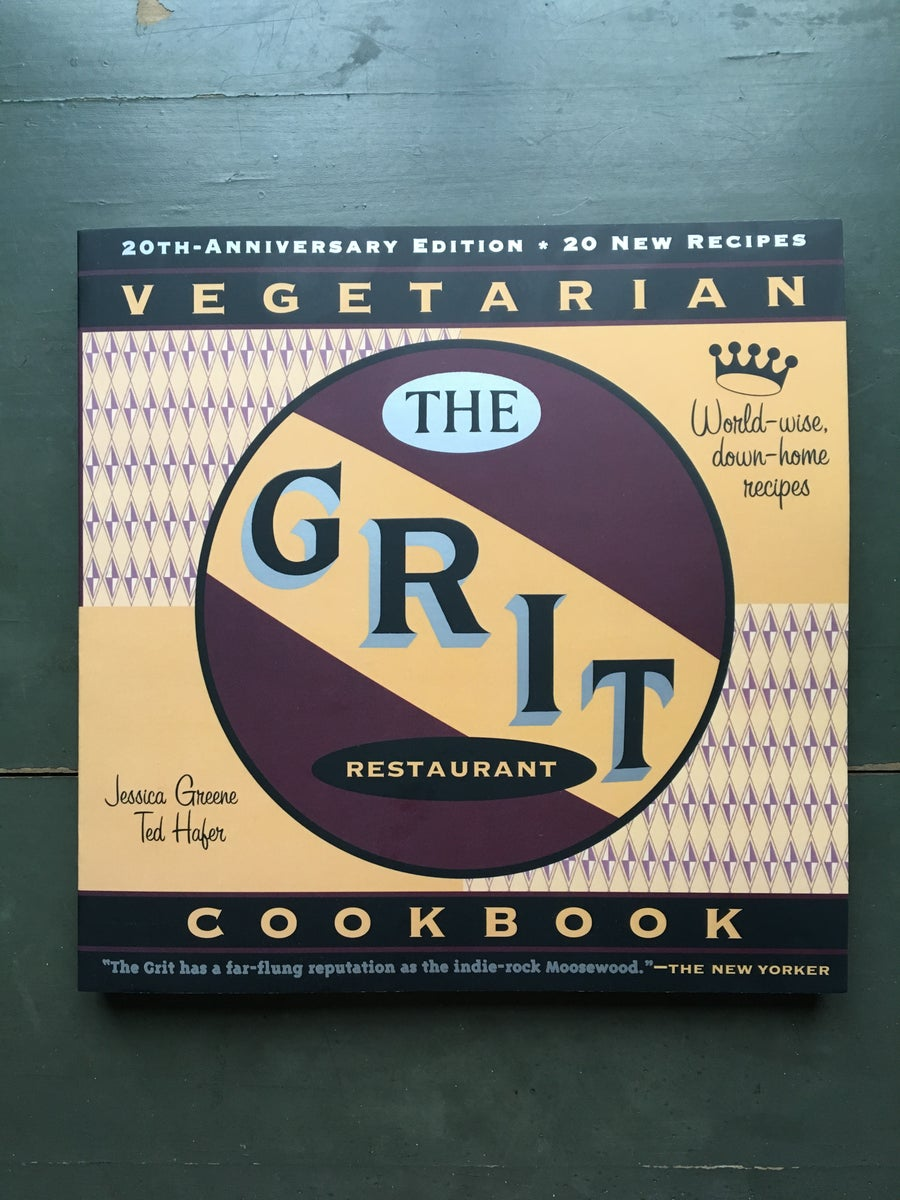 Image of The Grit Cookbook