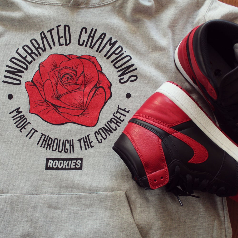 Image of Underrated Champions Red Rose(SOLD OUT)