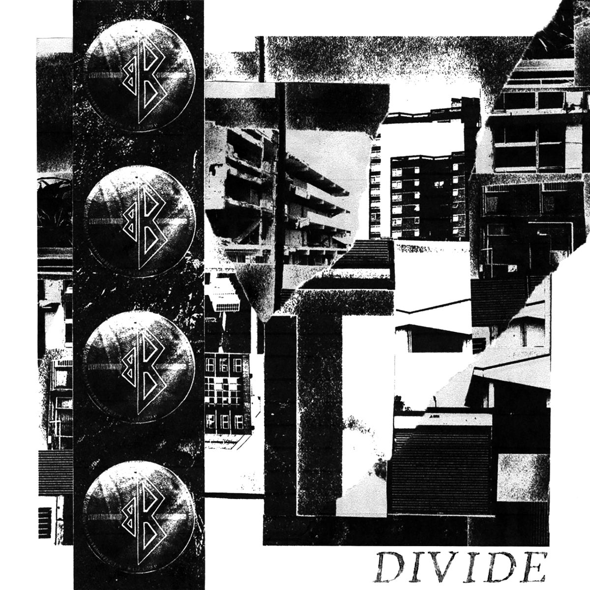 Image of BAD BREEDING - Divide LP