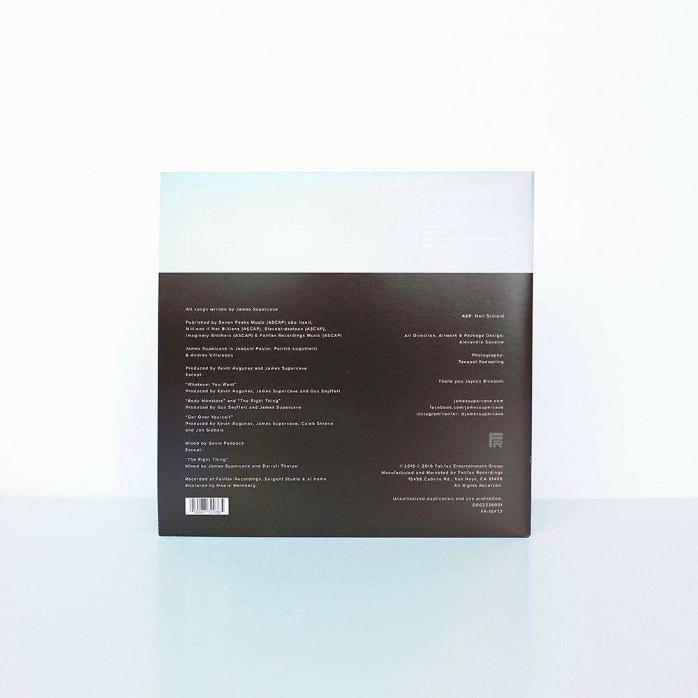 Image of 'BETTER STRANGE' [limited edition white vinyl]