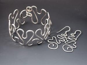 Image of Kit: Hammered Wire Bracelet