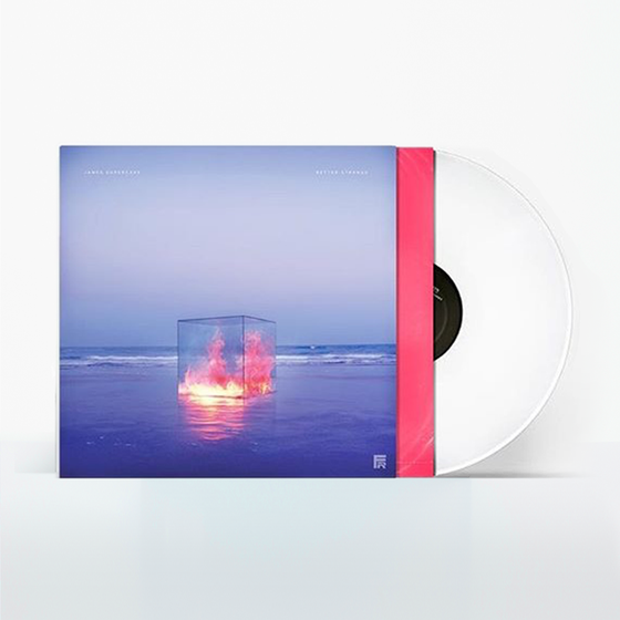 Image of 'BETTER STRANGE' [limited edition white vinyl]