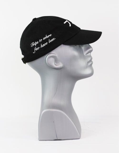 Image of TRIPS CAP - BLACK