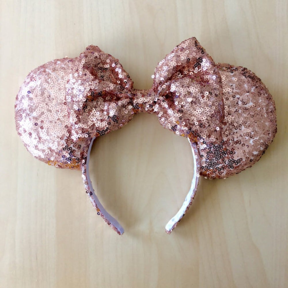 Image of Briar Rose Gold Sequin Ears