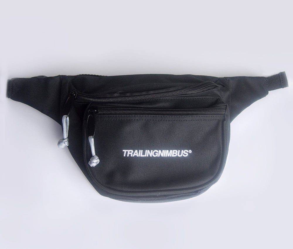 Image of TN Logo Waist Pack | Black
