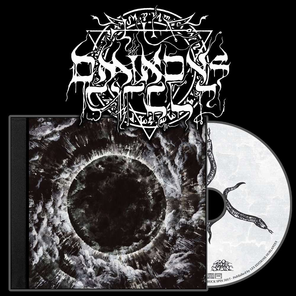 "Image of ""Appalling Ascension"" CD jewelcase"