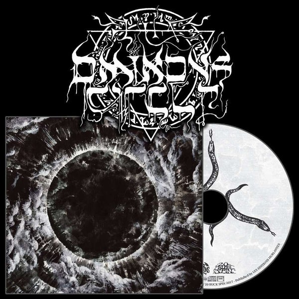 """Image of """"Appalling Ascension"""" CD digipack"""