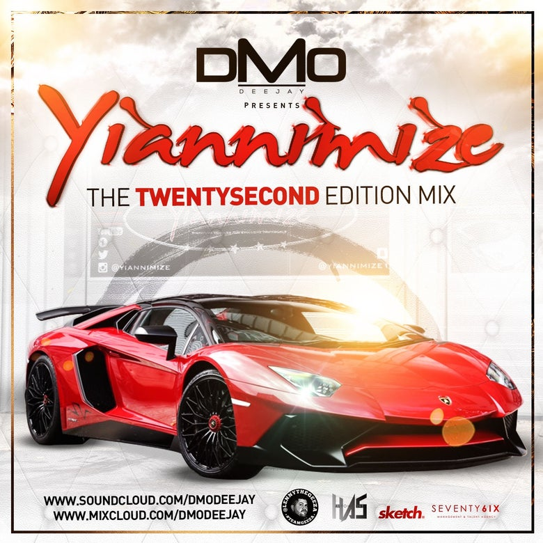 Image of Yiannimize Mix 22 Tracked CD
