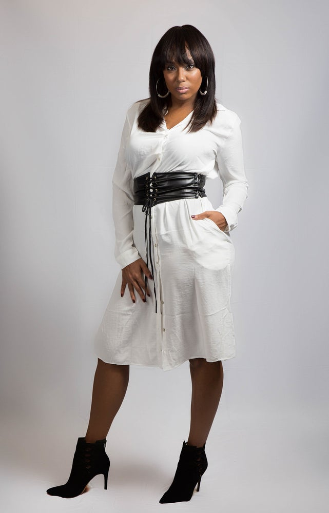 Image of Yani Shirt Dress