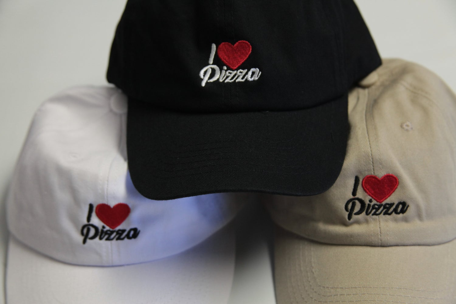 Image of I ❤️ Pizza Cap
