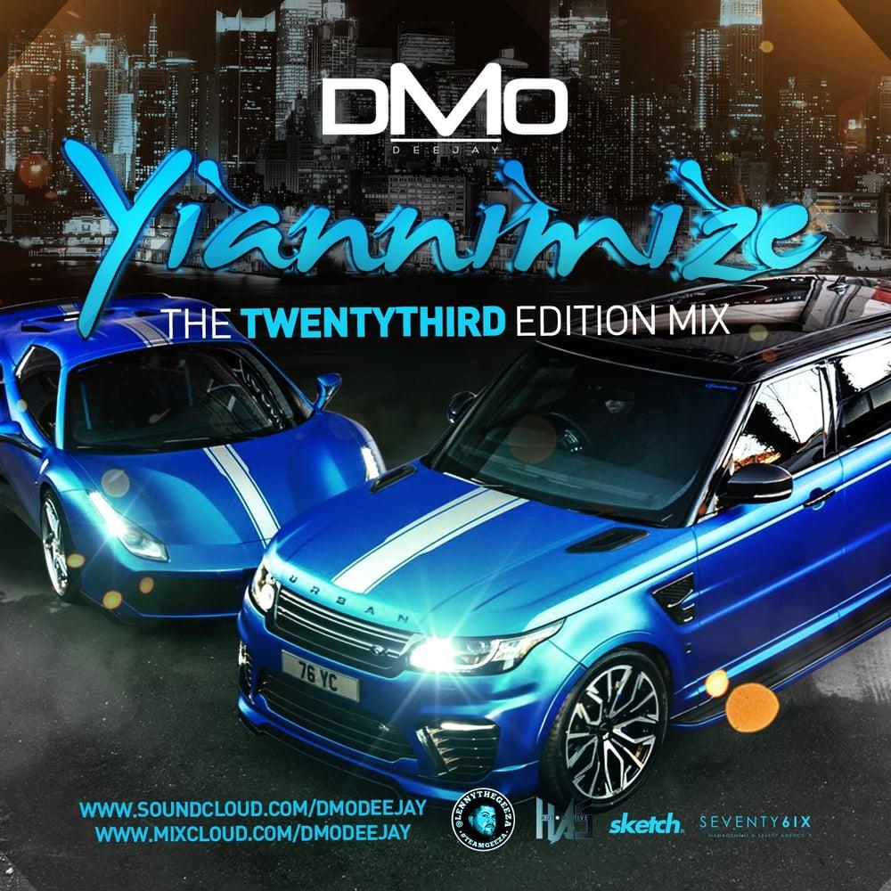 Image of Yiannimize Mix 23 Tracked CD