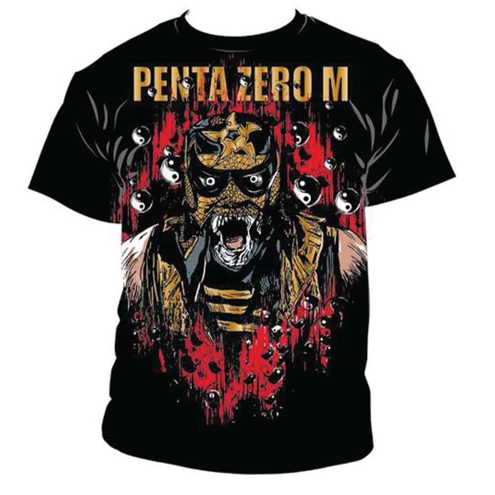 Image of PENTA ZERO M - 1ST OFFICIAL T-SHIRT
